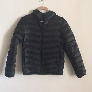 Uniqlo Down Puffer Coat